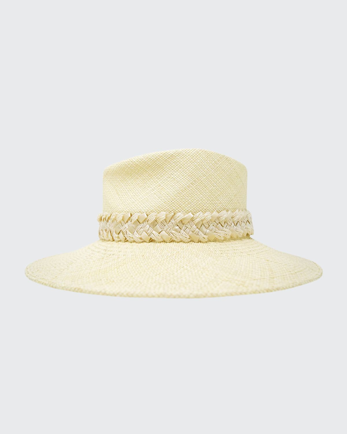 Merle Hand-Woven Straw Hat