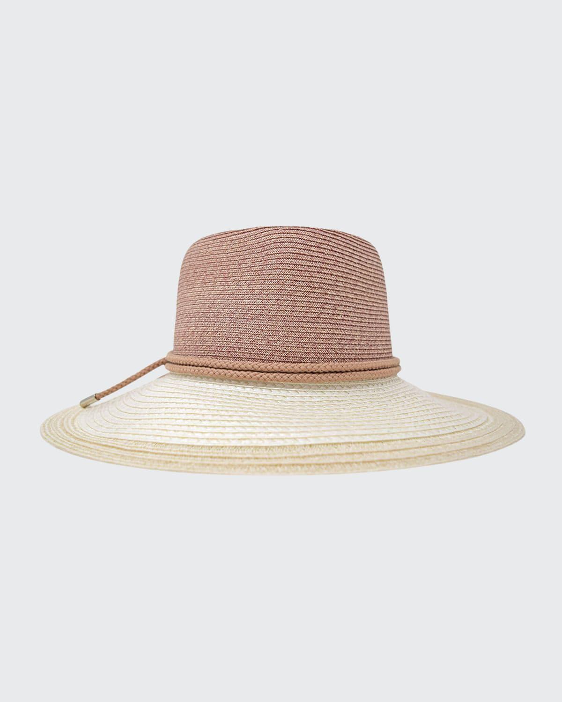 Derek Straw Hat