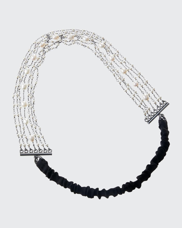 Suzie Faux-Pearl Headband