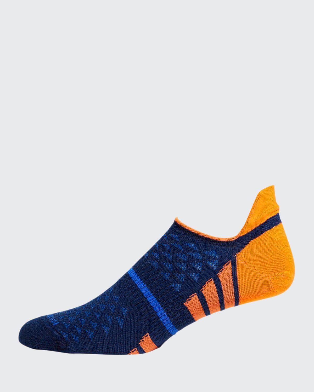 Men's Athletic No-Show Ankle Socks