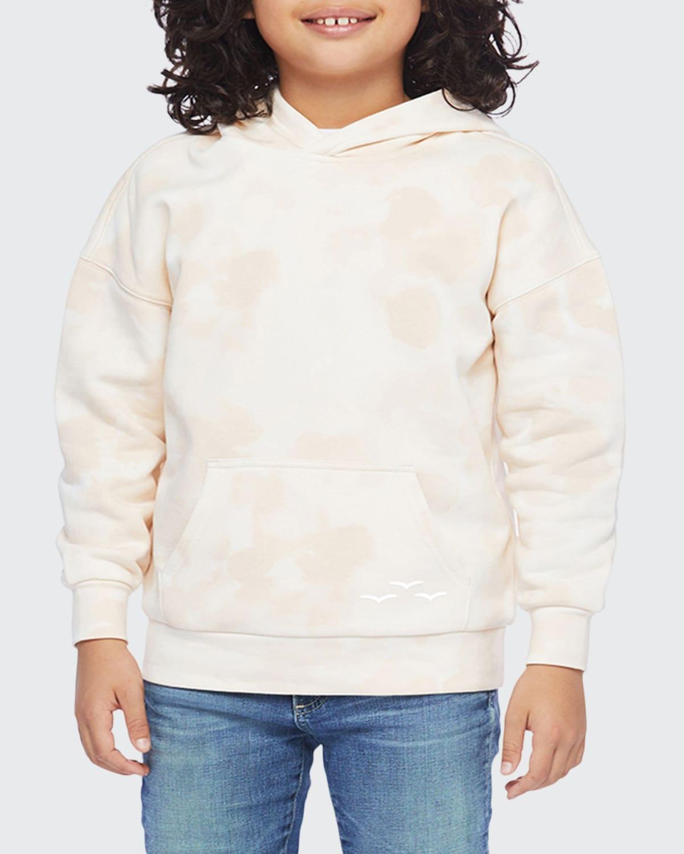 Kid's Cooper Fleece Pullover Hoodie