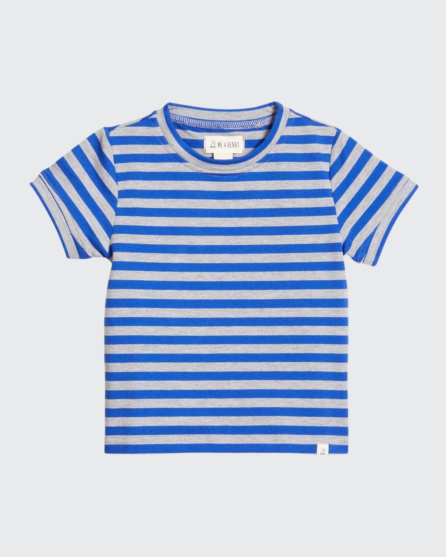 Boy's Camber Striped Shirt
