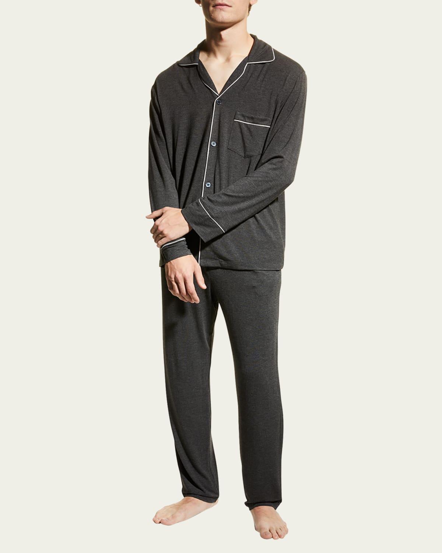 Men's William Long-Sleeve Pajama Set