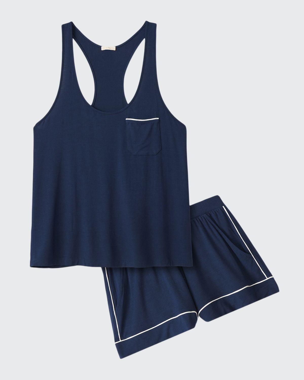 Gisele Racerback Tank Pajama Set