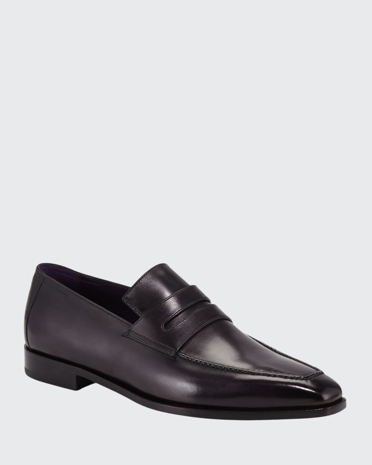 Men's Andy Demesure Calf Leather Loafer