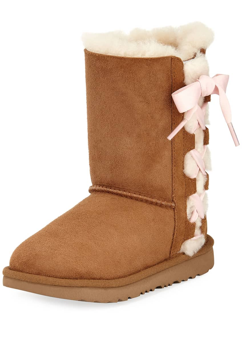 UGG Pala Bow Boot, Toddler Sizes 6-12 &
