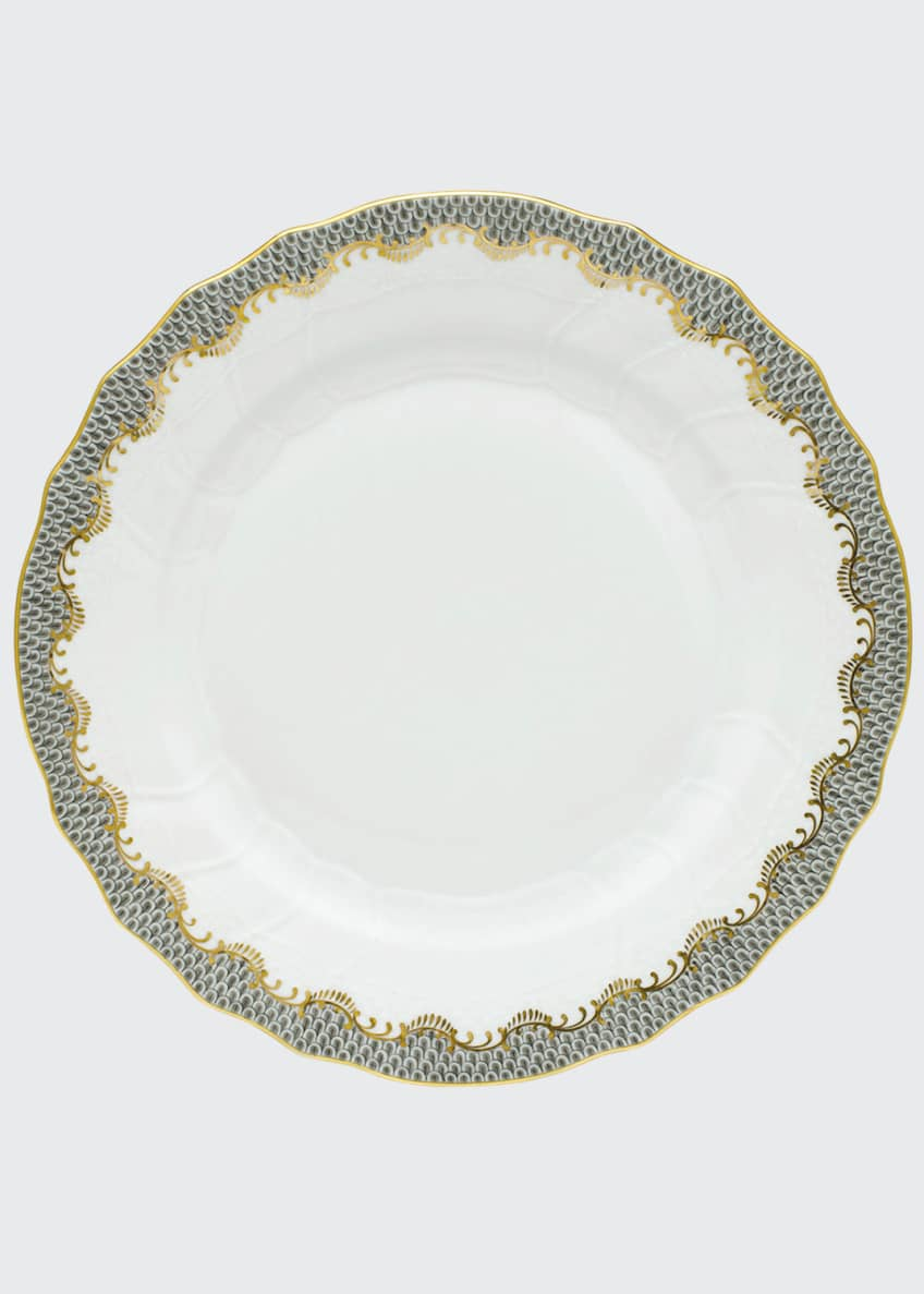 Image 1 of 1: Fishscale Dinner Plate