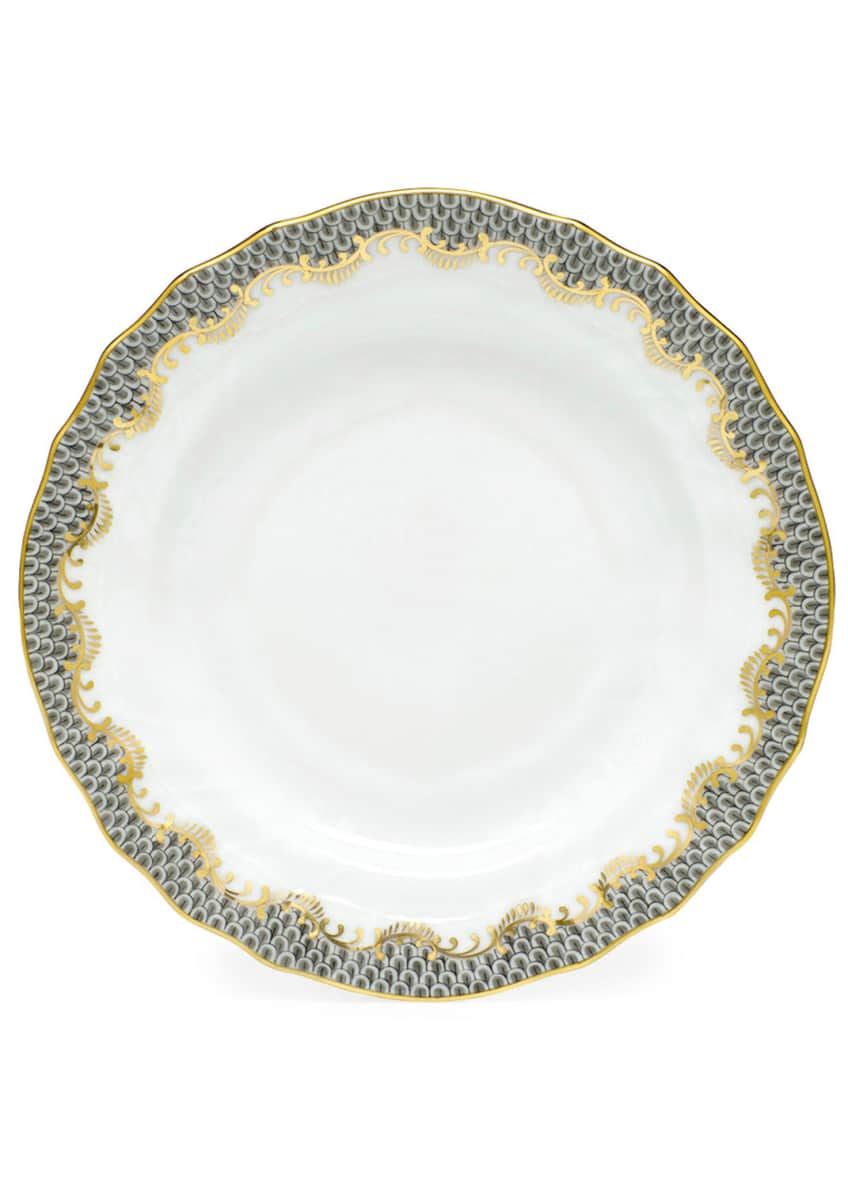 Image 1 of 1: Fishscale Bread and Butter Plate