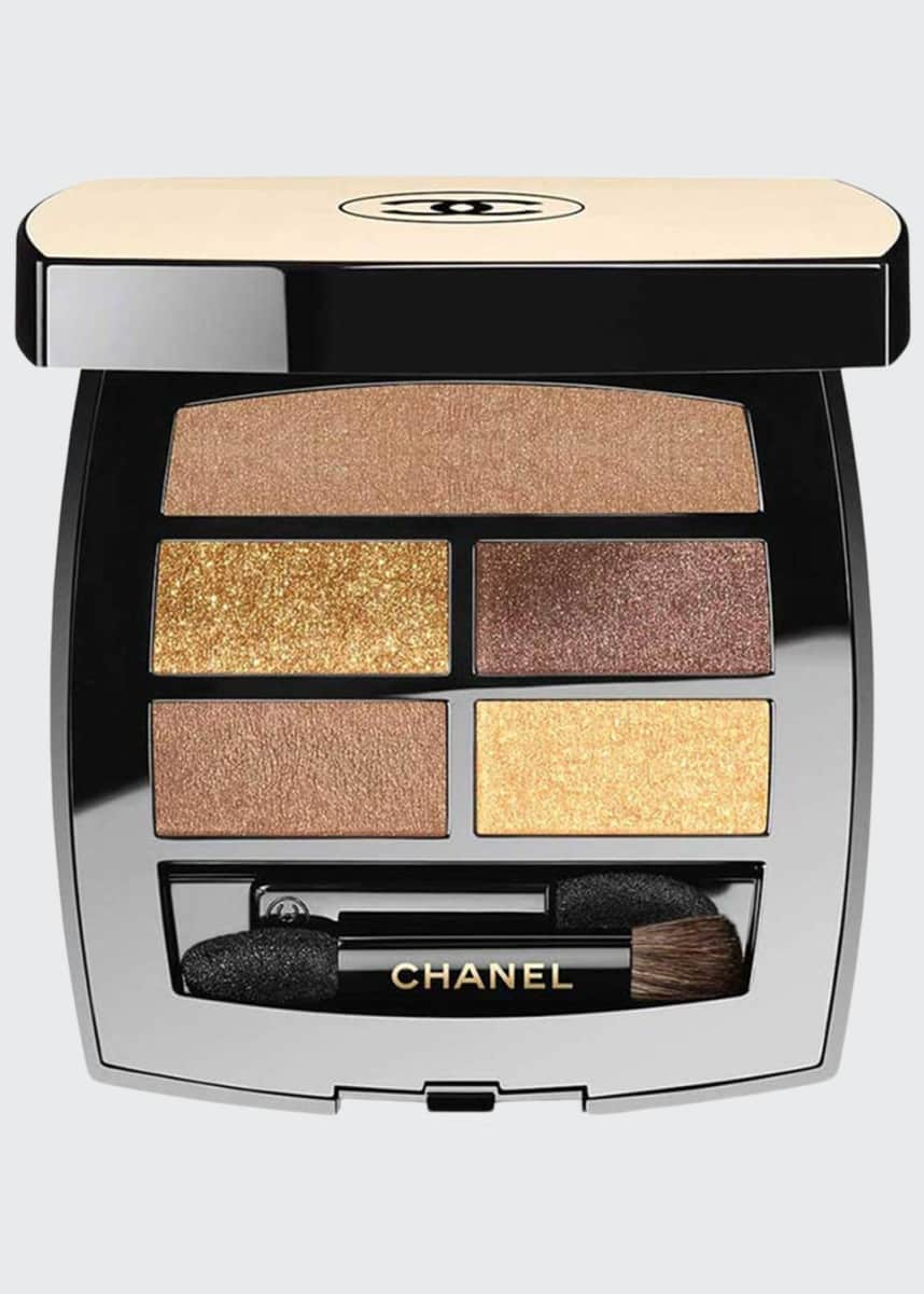 CHANEL LES BEIGESHEALTHY GLOW NATURAL EYESHADOW PALETTE