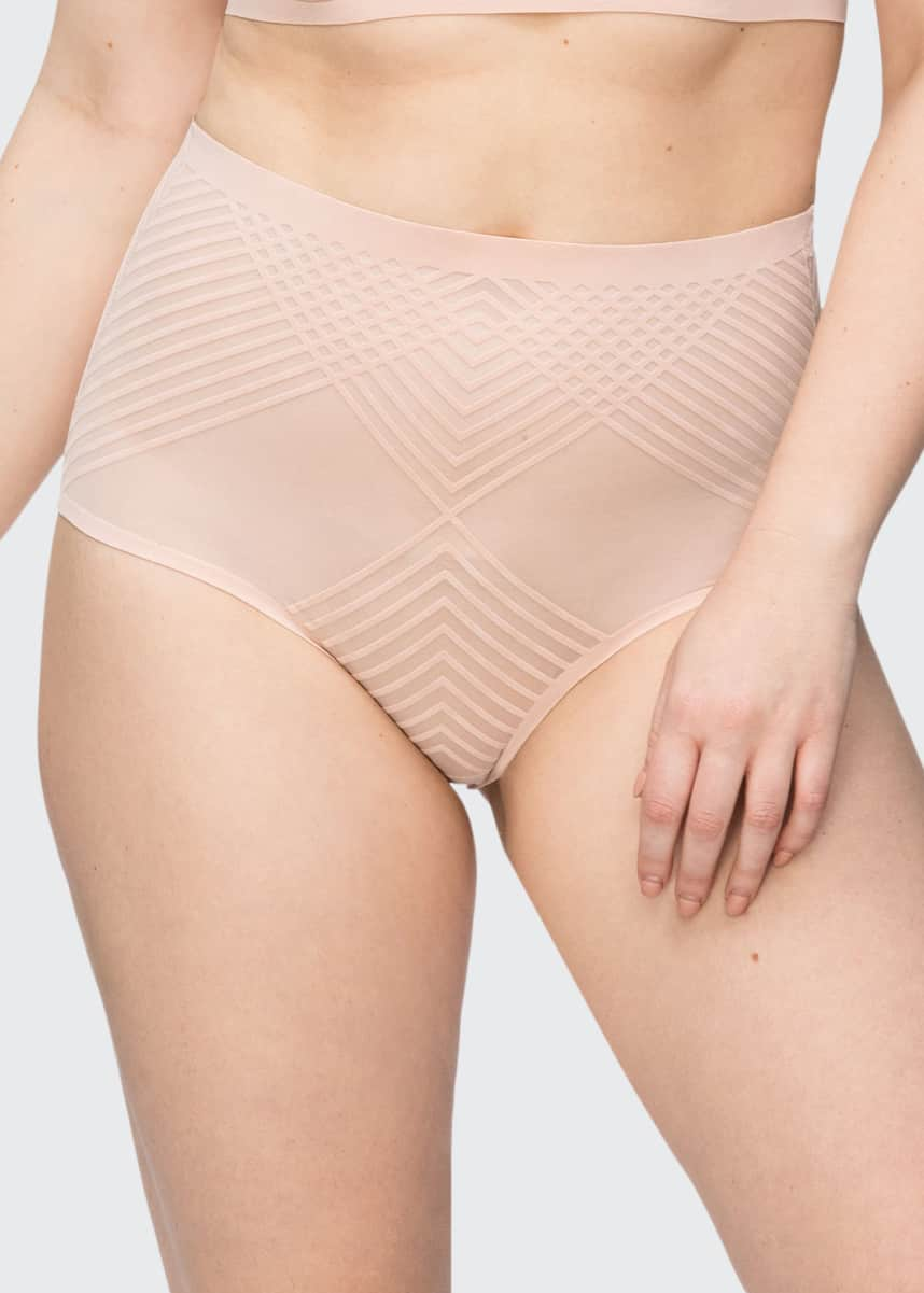 Nancy Ganz Body Perfection High-Waisted Briefs