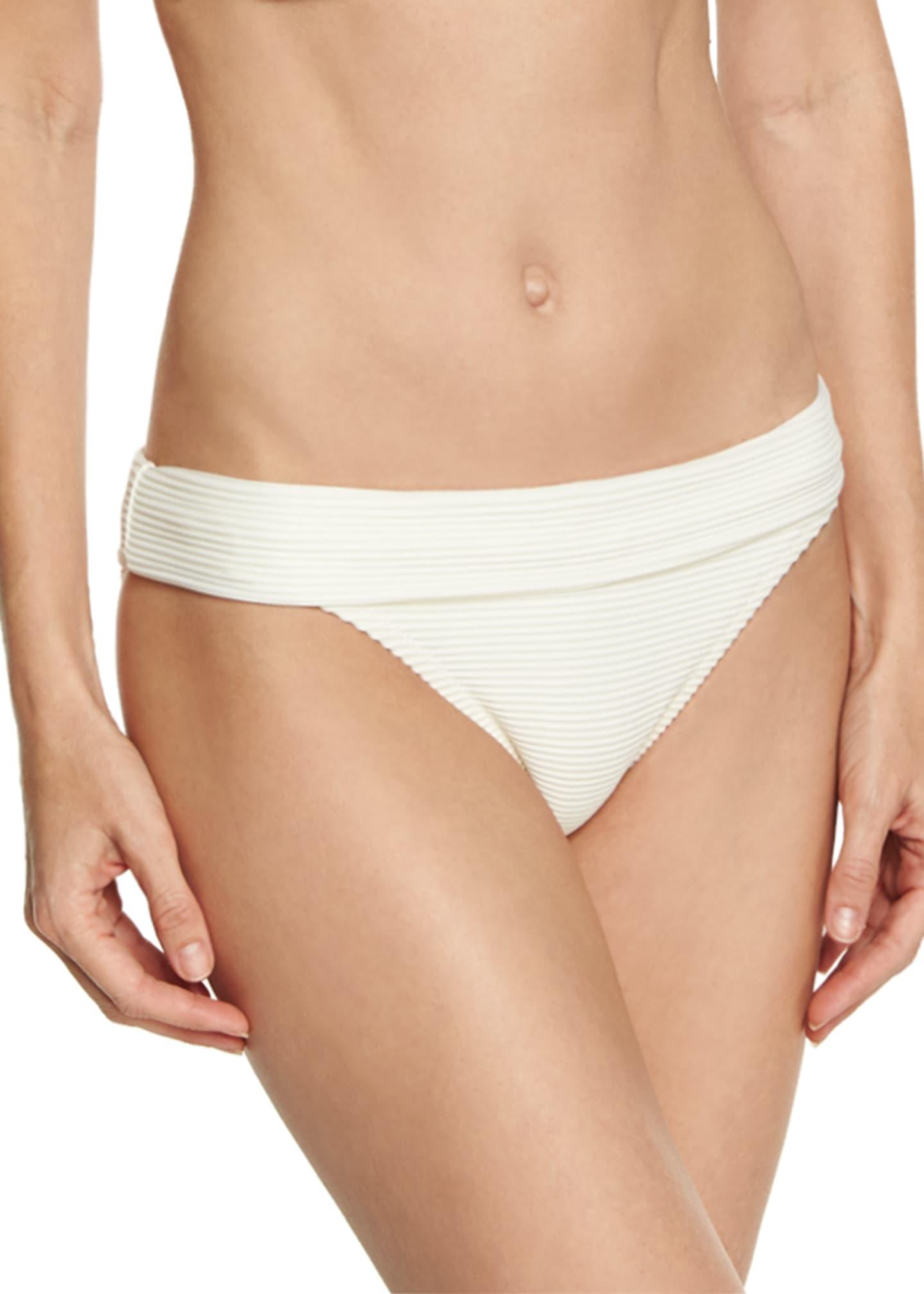 Heidi Klein Cote D' Azur Fold-Over Swim Bikini