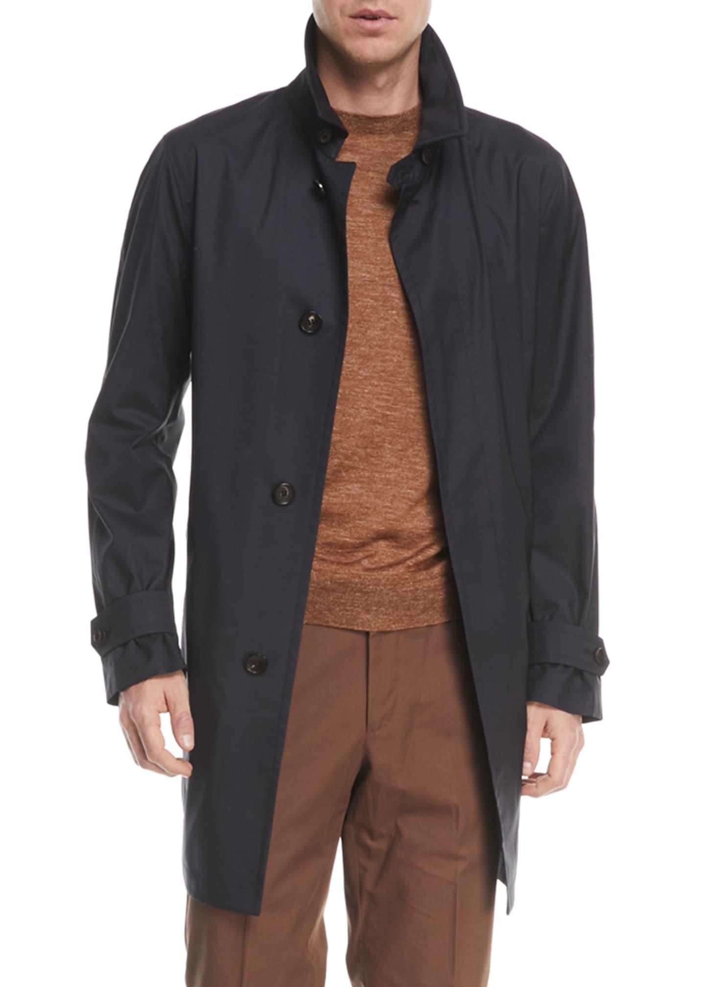 Ermenegildo Zegna Lightweight Traveler Jacket