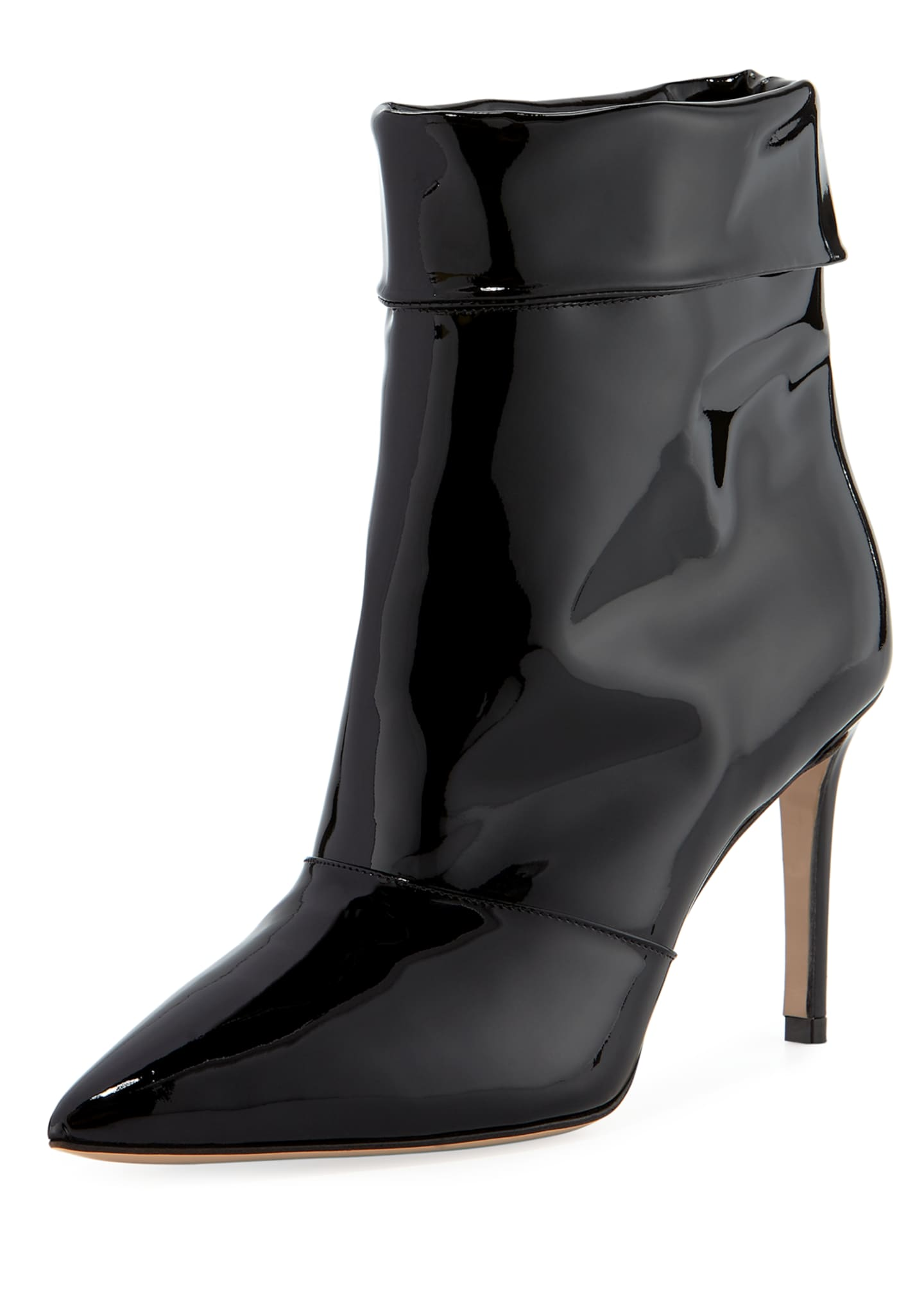 Paul Andrew Banner 55mm Patent Fold-Over Booties