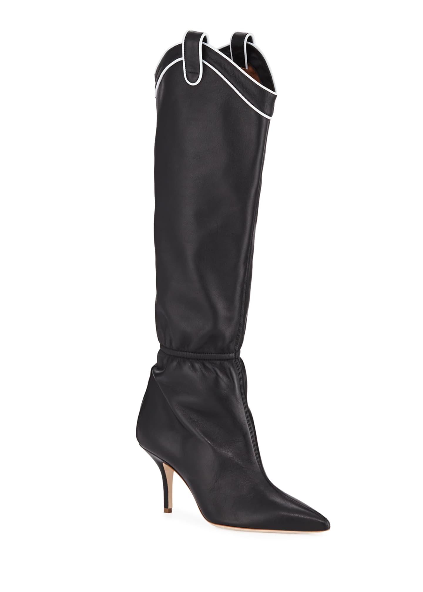 Malone Souliers Daisy Luwolt Western Boots