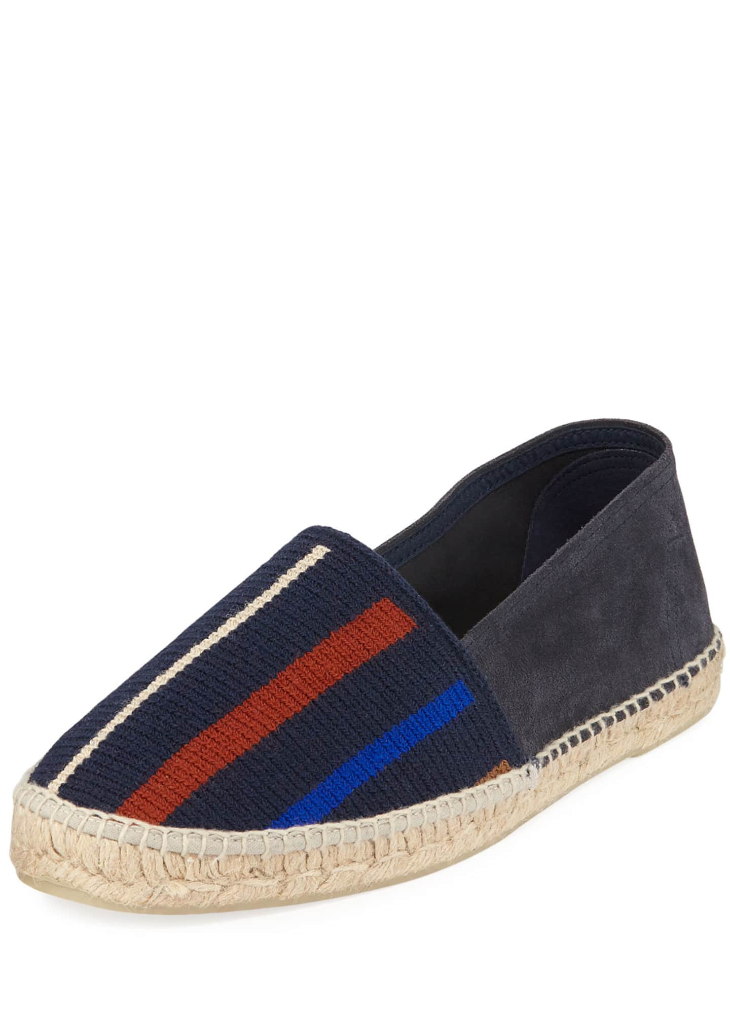 Guanabana Men's Knit-Front Espadrille