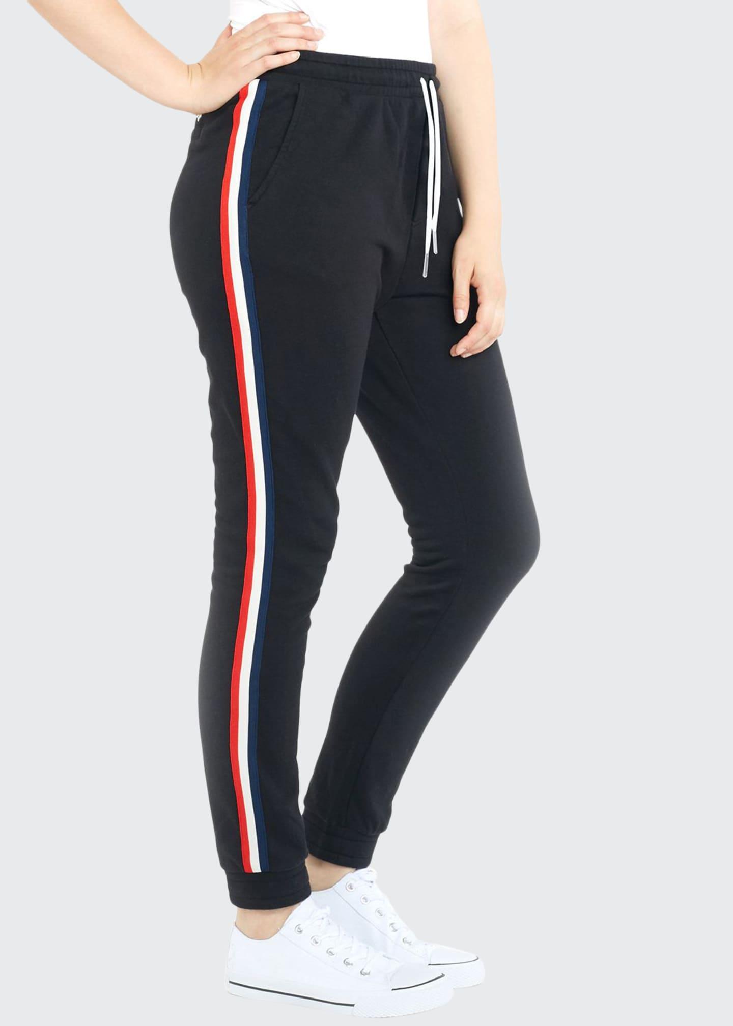 Lazypants Lucas Side-Stripe Sweatpants