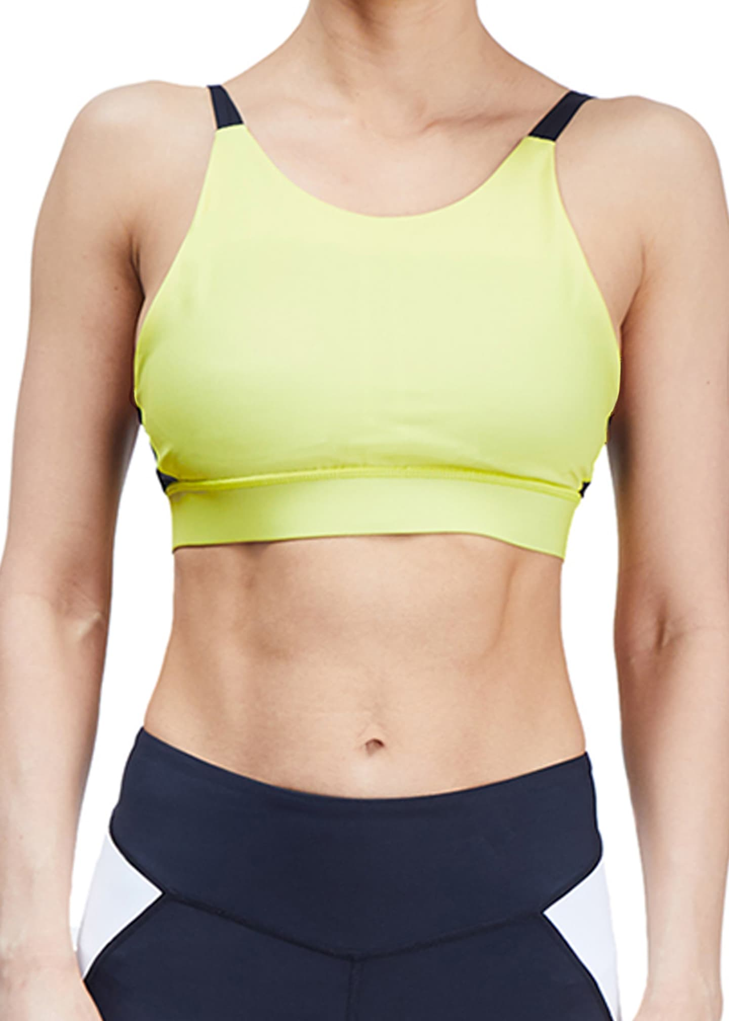 Image 1 of 3: McCarren Double-Strap Sports Bra