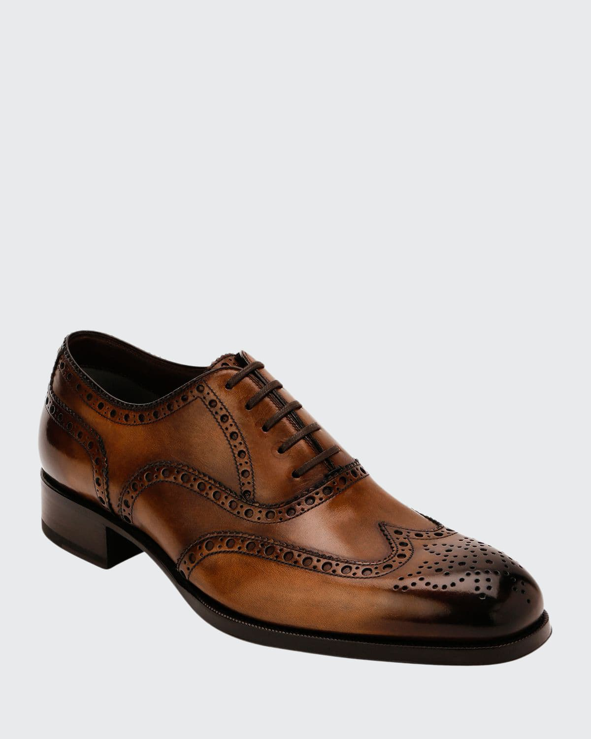Details about  /New Luxury Leather Shoes Oxford Designer Flat Handmade Breathable Casual Men