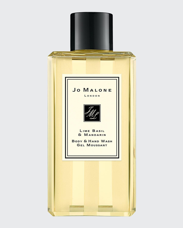 3.4 oz. Lime Basil & Mandarin Body & Hand Wash