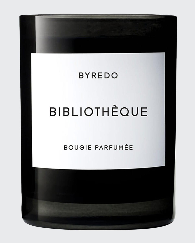 Bibliothèque Bougie Parfumée Scented Candle