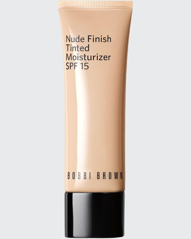 Nude Finish Tinted Moisturizer