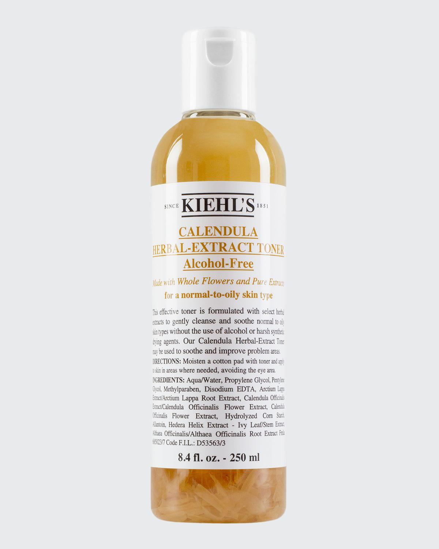 Calendula Herbal Extract Alcohol-Free Toner