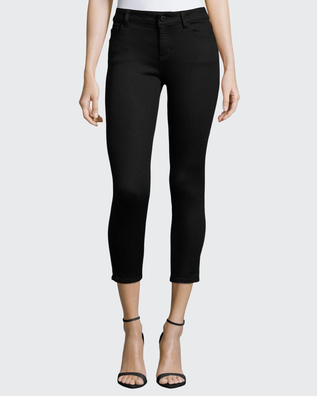 Florence Skinny Cropped Jeans