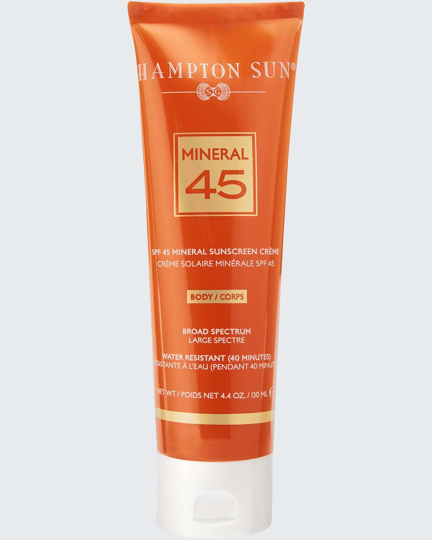 Mineral Crème Sunscreen for BODY SPF 45