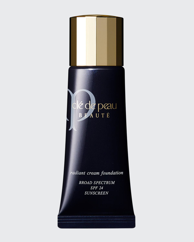 0.7 oz. Radiant Cream Foundation SPF 24