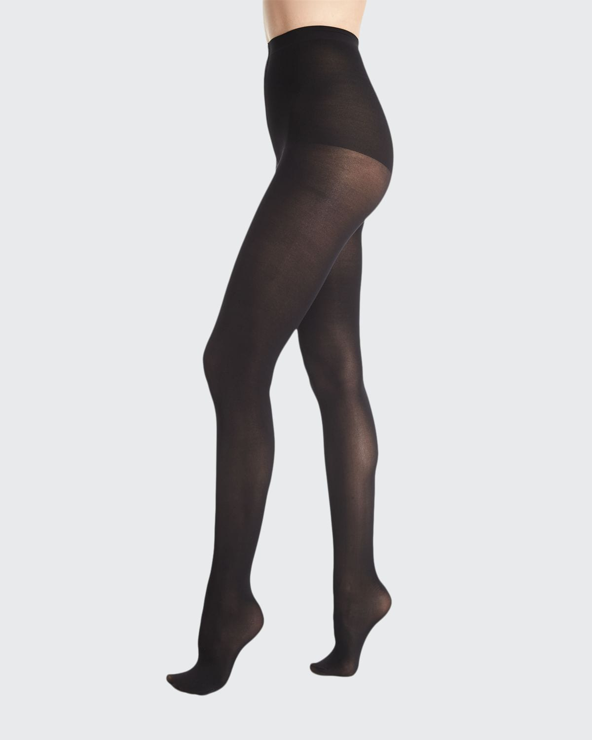 The Luxe Opaque Bodystocking Tights