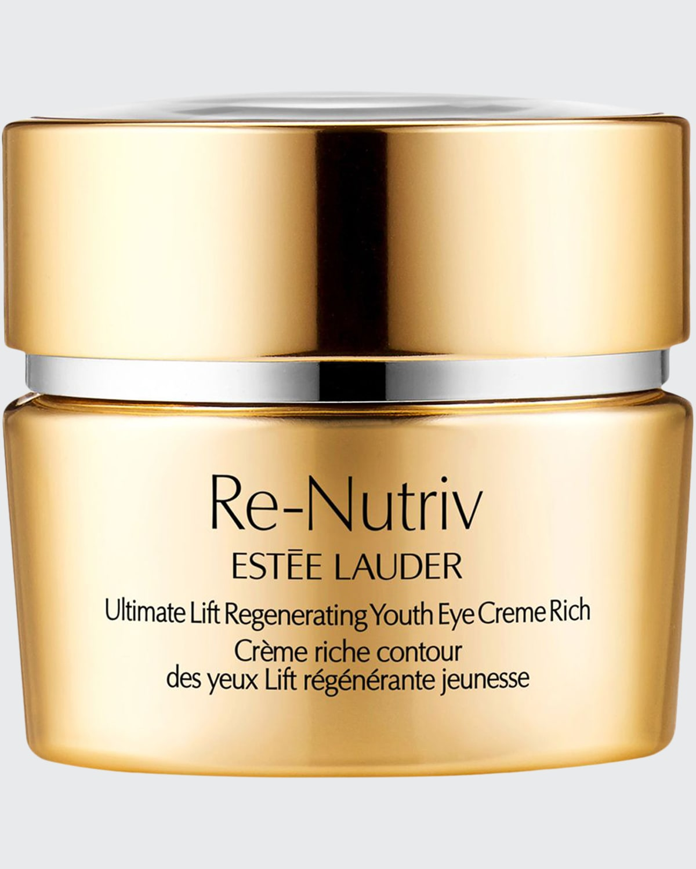 Re-Nutriv Ultimate Lift Regenerating Youth Eye Cr & #232me Rich