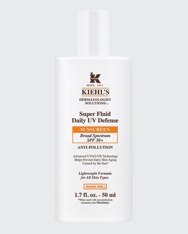 Super Fluid Daily UV Defense SPF 50+ Sunscreen