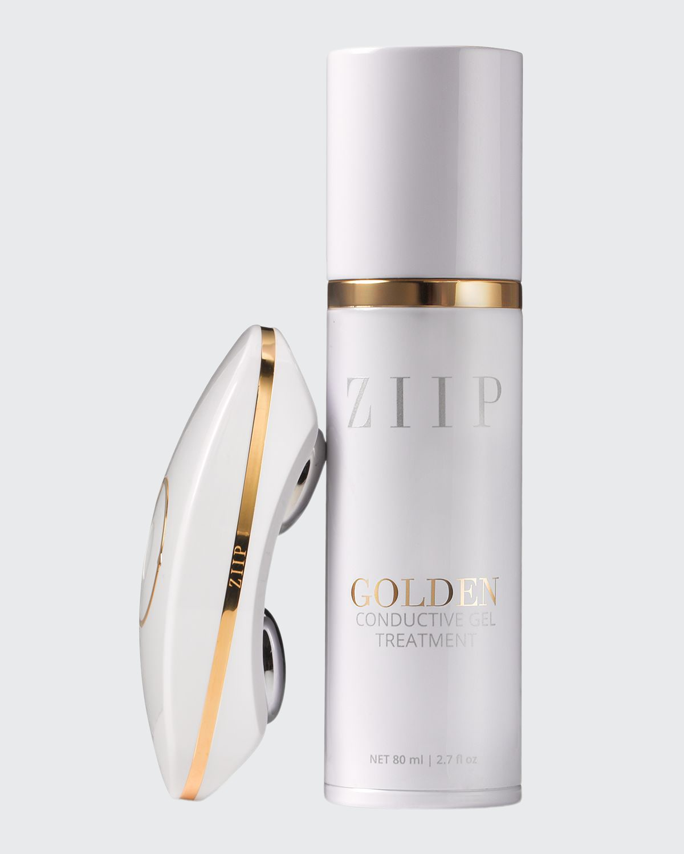 Beauty Device & Golden Conductive Gel