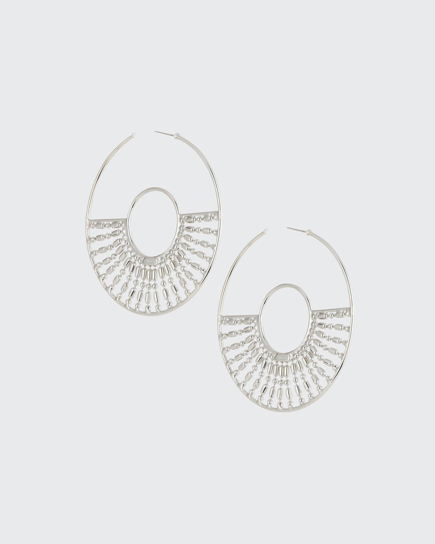 Diego Hoop Earrings