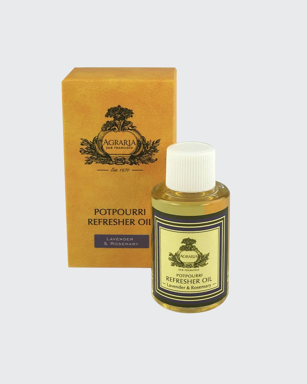 Lavender-Rosemary Refresher Oil