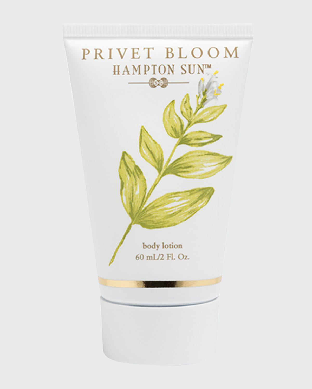 Privet Bloom Body Lotion
