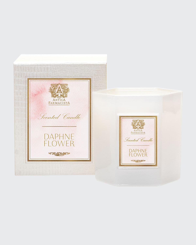 Daphne Flower Candle