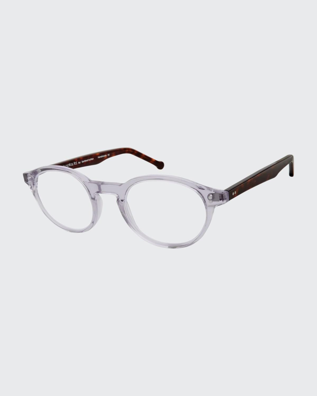Round Acetate Reading Glasses