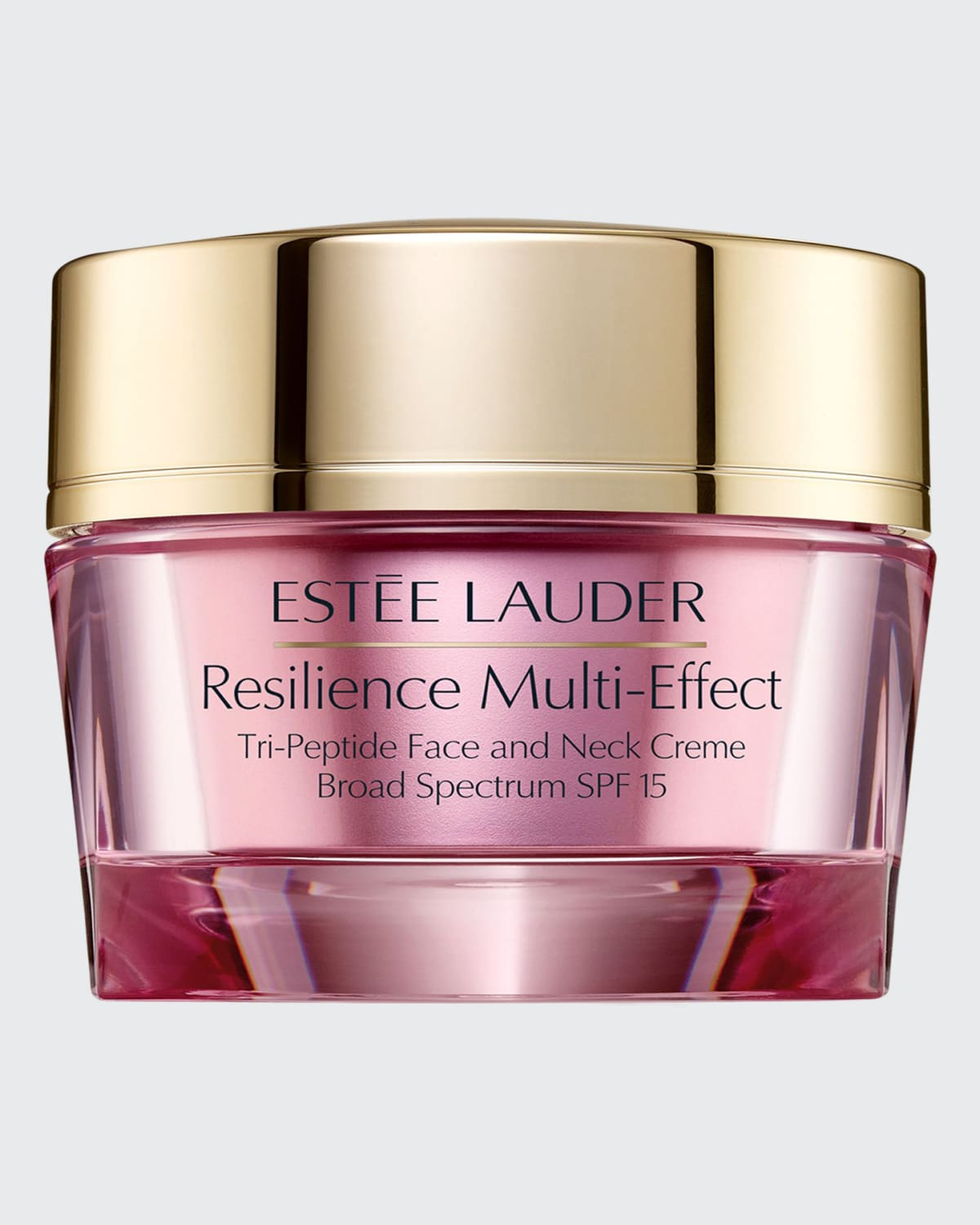 Resilience Multi-Effect Tripeptide Face and Neck Creme SPF 15