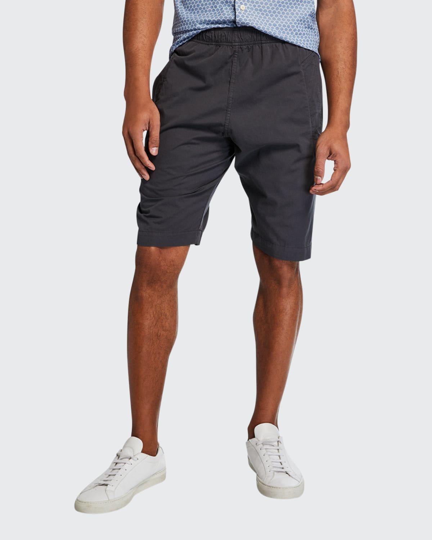Men's Cotton Jogger Shorts