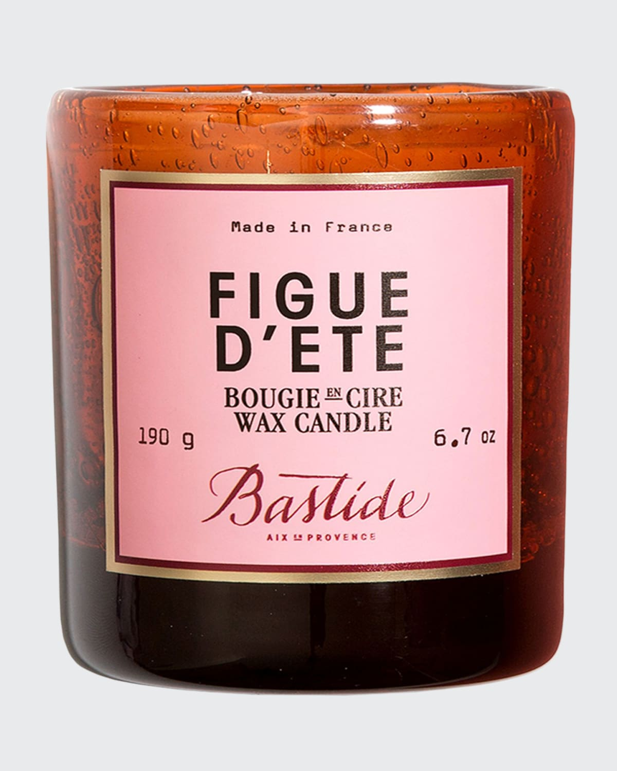 Figue d'Ete Wax Candle
