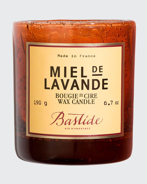 Miel de Lavande Wax Candle