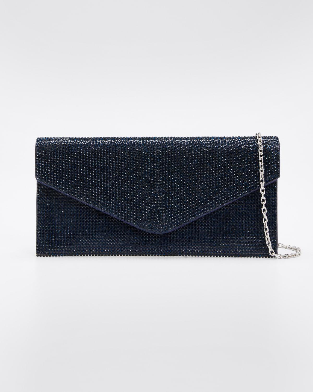 Envelope Beaded Clutch Bag
