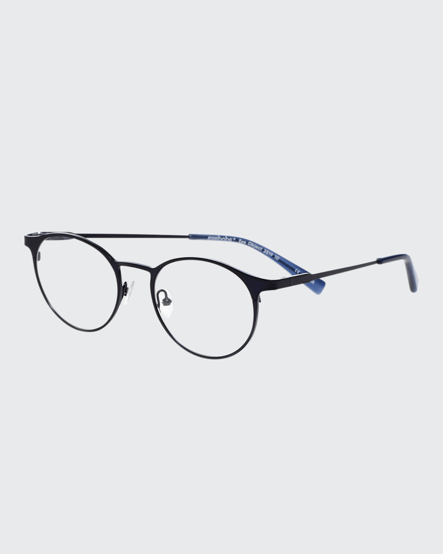 Eye Object Round Reading Glasses