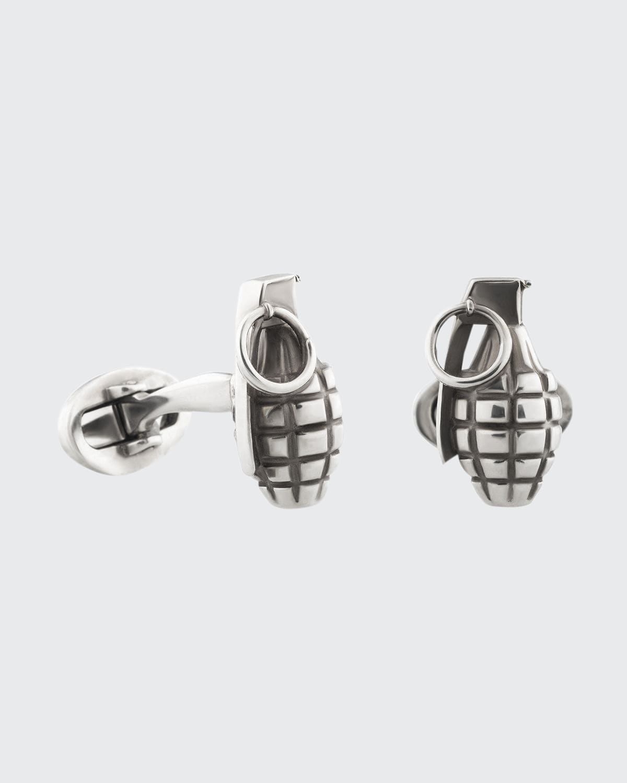 Grenades Cufflinks