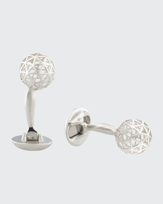 Spheres Cufflinks