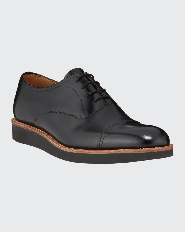 Men's Elliot Leather Oxford Shoes