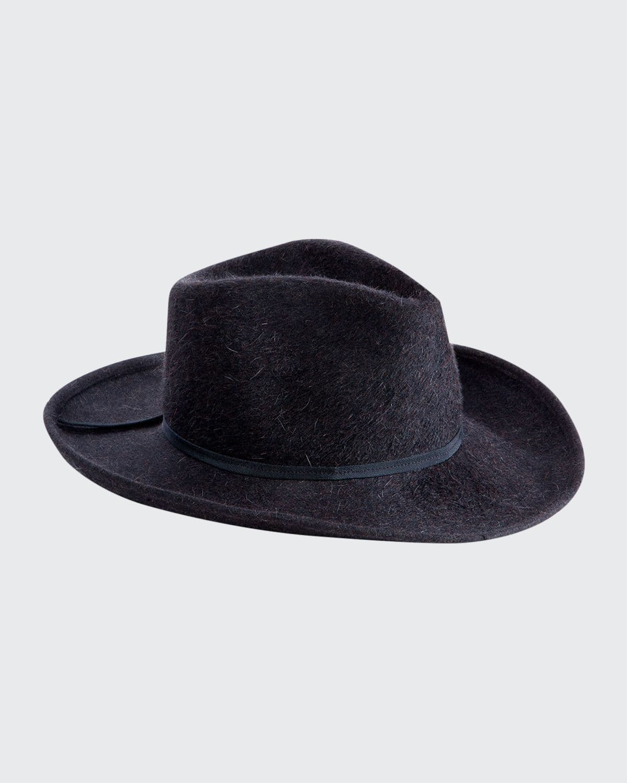 Bonanza Western Rabbit Felt Hat