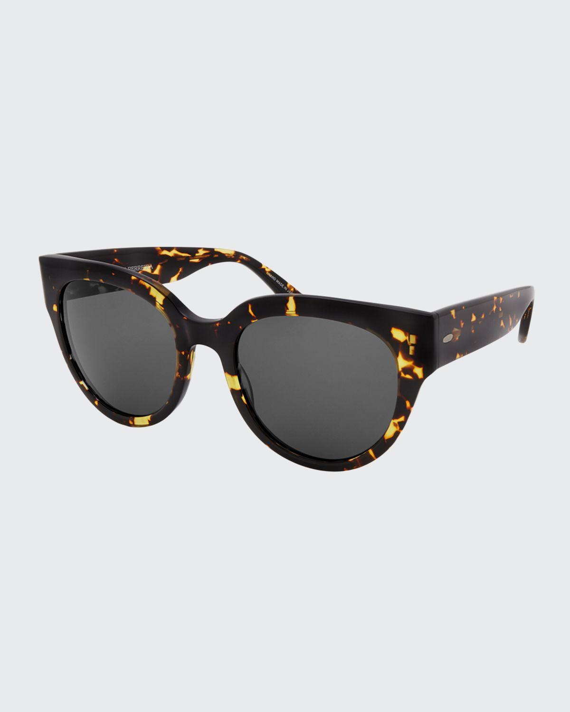Syrinx Cat-Eye Zyl Acetate Sunglasses