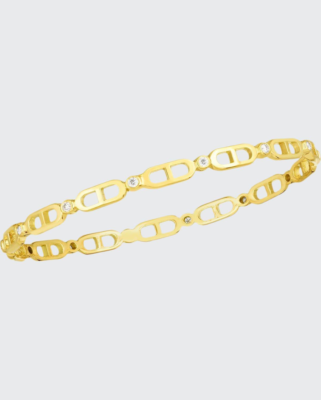 Cheval 18k Bangle Bracelet